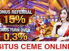 Ceme Online Link Alternatif